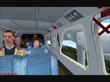 FS2004 Islander St. Barths Approach