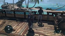 Assassin's Creed 4 Black Flag | Gameplay: Naval Exploration
