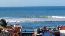 Swell Epico Praia da Pipa 13 março 2013 - ALTAS ONDAS NA PIPA - big waves praia da pipa