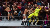 """Brock Lesnar """"Horrible Fight"""" With The Undertaker WWE Raw, Wrestling July 20, 2015"""