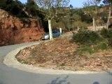 Fiat Punto + Renault Clio 3 III + citroen c4