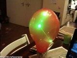 150mW Green Laser Pops! Burning Laser vs. Balloon=Pop, Strange Effects! IMG *