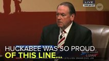 Huckabee: We Have A 'Sin Problem,' Not A 'Skin Problem'