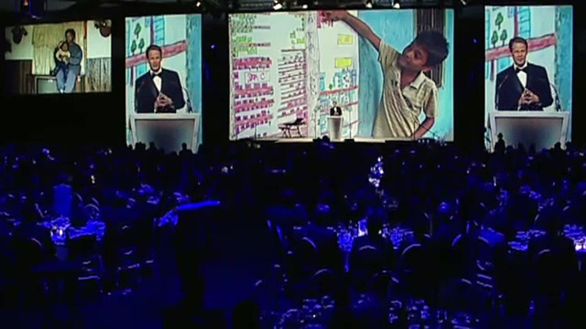 Tim Ritchie, President of The Tech, speaks at The Tech Awards Gala [HQ]
