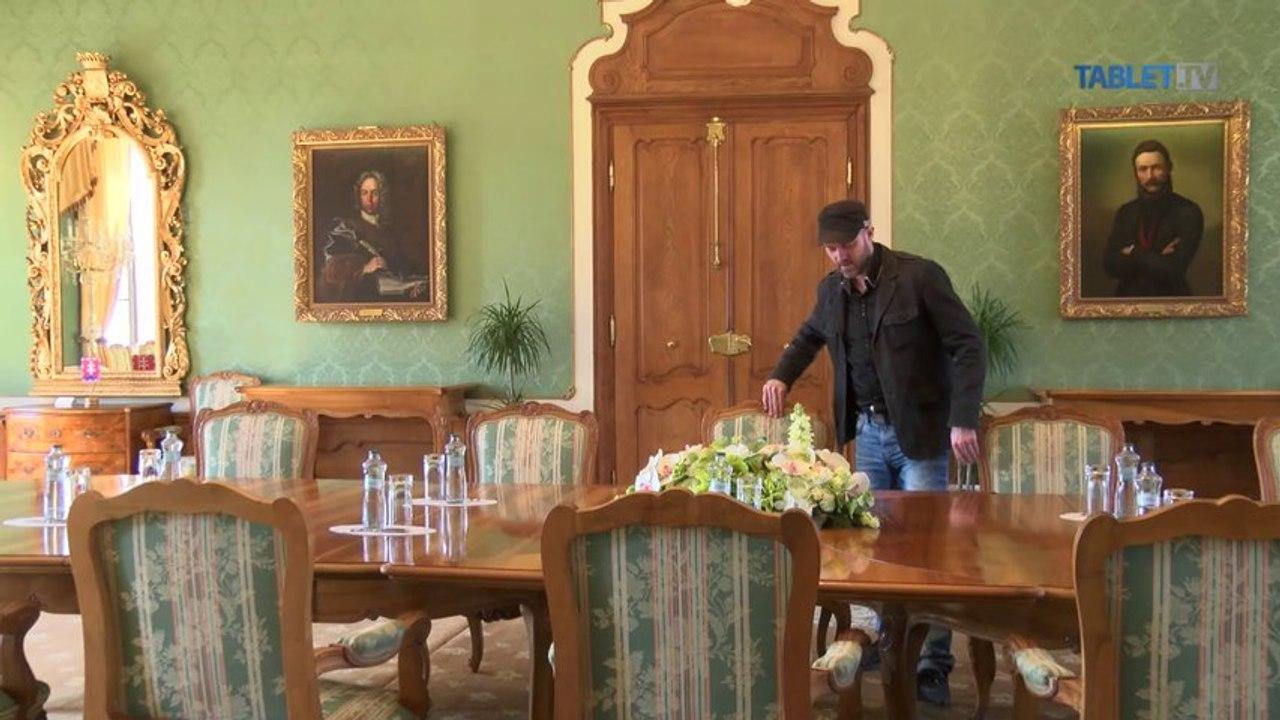 VSTUP ZAKÁZANÝ: Navštívili sme prezidentský palác