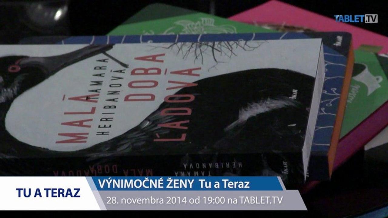 PRIPRAVUJEME: Na niektoré témy ešte nie som zrelá, tvrdí Tamara Heribanová