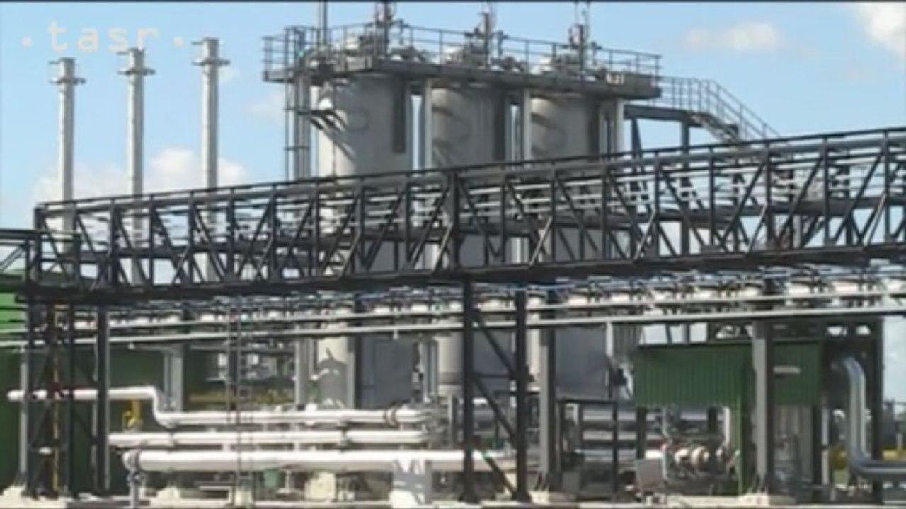 Ukrajina nalieha na otvorenie tzv. veľkého reverzu toku plynu zo SR