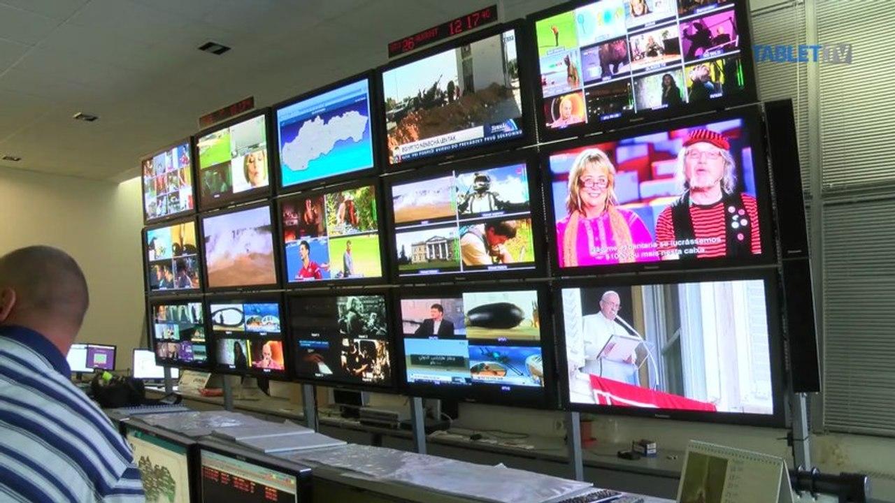 VSTUP ZAKÁZANÝ: Odhalíme vám tajomstvo televíznej veže Kamzík