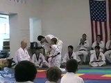Black Belt Demonstration, Chai Tae Kwon Do