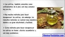 Remedios Caseros Para Quitar Las Estrias - 3 Remedios Que Funcionan