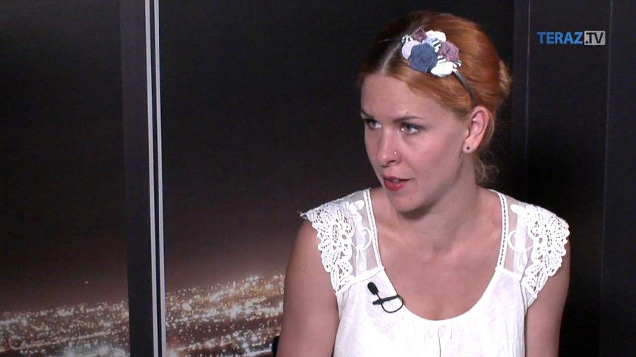 VÝNIMOČNÉ ŽENY (Tu a teraz): herečka Kristína Farkašová