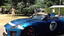 GoodWood Festival Of Speed 2013- Supercars and Hypercars