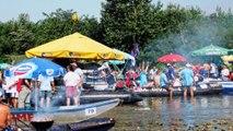 Drinska regata, Drina river - Serbia