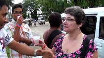 PARQUE DE LOS LOROS . PUERTO LETICIA, AMAZONAS COLOMBIA