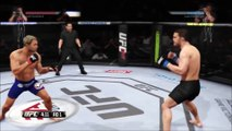ᴴᴰ Josh Koscheck vs. Jake Ellenberger Knockout _ EA SPORTS™ UFC® (1080p)
