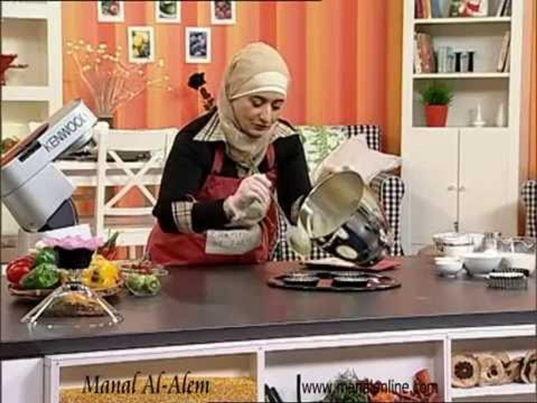 التارت الأسفنجي - مطبخ منال العالم