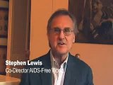 Stephen Lewis - AIDS-Free World  at Mexico  AIDS Conference