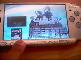 How to put ISO and CSO files on PSP