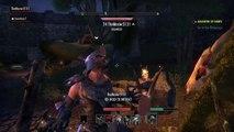 Elder scrolls TU funny werewolf glitch