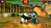 Kng Fu Panda 3D Fighting Game Kung Fu Rumble   Best Kid Games