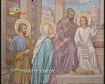 5 mystere joyeux chapelet rosaire priere meditation jesus