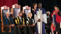 Sulley Gariba awarded degree of Doctor of Laws (Carleton University, 144th Convocation)