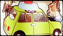 Mr Bean Cartoon - Car Trouble - New Mr Bean