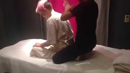 Vlog Thai Yoga Massage SensAsia