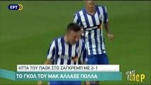 Λοκομοτίβα Ζάγκρεμπ - ΠΑΟΚ 2-1 / ΝΚ Lokomotiva  - PAOK 2-1 All Goals and Highlights {16/7/2015}