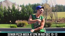 SENIOR PIZZA WEEK: EAT THE PIZZA UP (EXTRA LARGE EDITION)