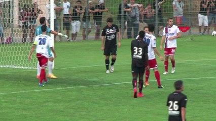 Fréjus St Raphaël - OGC Nice