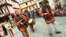 Fêtes historiques de Vannes : Les bénévoles et les costumes