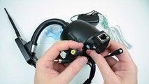 HooToo HT-IP009HDP Waterproof IP Surveillance camera Review