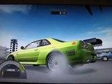 NFS Pro Street Skyline GTR R34 TURBO sound