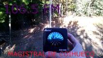 Radios al unísono en San Nicolás captados en otra radio en Chile.