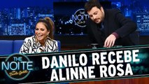 The Noite - Alinne Rosa - Parte 2