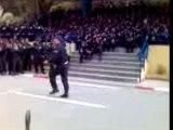 DEFILER DE POLICE ALGERIENNE