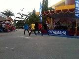 PANDAU STREET DANCE Team B @Gor Tribuana (Competition Dance Yamaha)