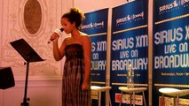 "Stephanie Umoh - ""Where Will I Sleep Tonight?"" - ""Falling For Eve"" - Sirius XM Live On Broadway"