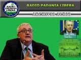 Borghezio a Radio Padania su Governo Monti, Bilderberg, Trilaterale, Alta Finanza - 1/3