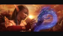 Mega Mix: Halo 3, Halo Wars, WOW