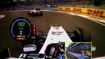 F1 2011 Abu Dhabi GP Daniel Ricciardo Onboard Race Lap HRT [HD] Engine Sounds