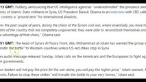 ISIS Linked 'Nusra Front' Vows Retaliation On U.S. Soil After Airstrikes In Syria!