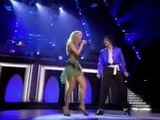 Britney Spears and Michael Jackson- The way you make me Feel