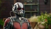 "Paul Rudd's EXCLUSIVE ""Ant-Man"" Clip - CONAN on TBS"