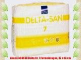 Abena 308838 Delta Nr. 7 Formeinlagen 37 x 63 cm