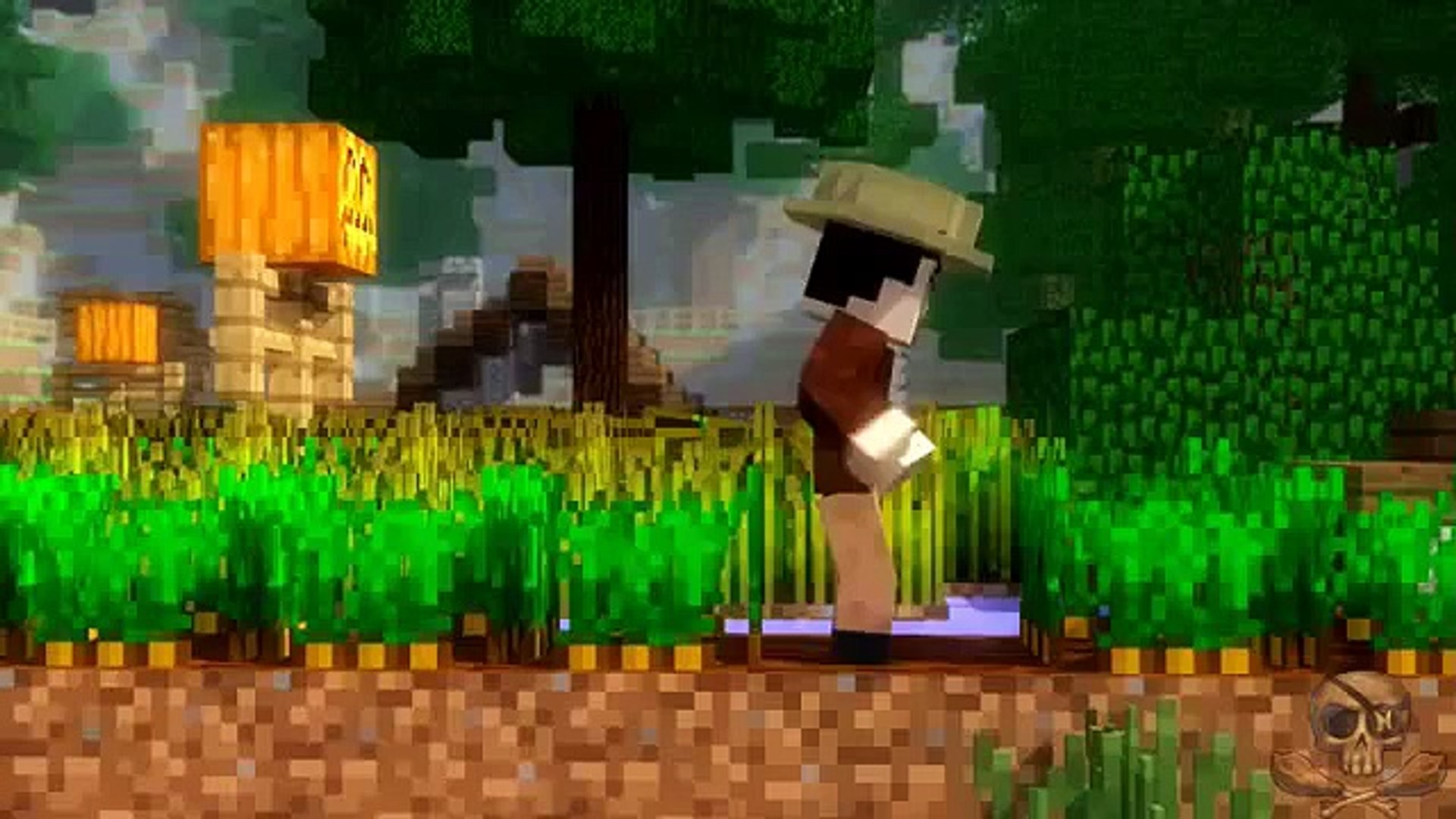 ♪ ''Top 10 Minecraft Songs'' September 2015 Best ''Minecraft Song'