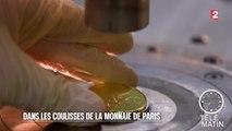 Coulisses - Dans les coulisses de la Monnaie de Paris - 2015/07/22