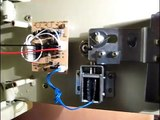 Safe bypass, Safe bouncing a wall-mounted safe.