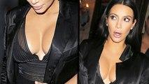 Kim Kardashian ASSETS Spill Out!
